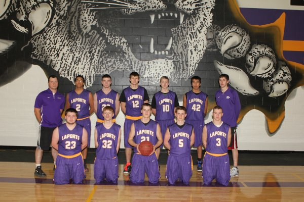 Boys basketball laporte public school for Laporte schools